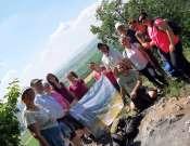 30 000 lépés önmagunk felé - Önismereti túra a Pilisben