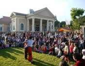 Gyermekbúcsú a Kultúrkúriában
