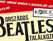 Országos Beatles találkozó 2020 - Kobuci Kert