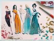 Hét szépség - Drámatábor lányoknak