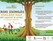 Természetközeli családi nap a Gödöllői Erdészeti Arborétumban
