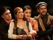 A karácsonyi rózsa legendája a Kolibri Színházban