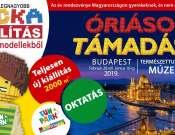 Európa legnagyobb Lego kocka kiállítása