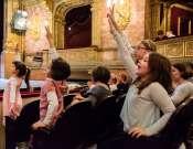Mesélő muzsika - Családi bérletsorozat Lakner Tamással az Erkel Színházban