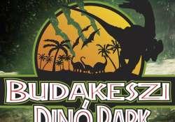 Dinó Park nyílik Budakeszin