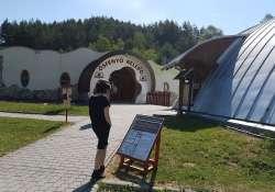 Ipolytarnóci Ősmaradványok Látogatóközpont