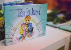 Téli kalandra hív minket Major Eszter új gyerekkönyve