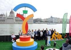 Megnyílt a Dagály Úszóaréna és a budapesti olimpiai pályázat interaktív látogatóközpontja
