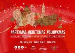 Lassulj le és töltődj fel! - Slow karácsony három budapesti bevásárló utcában