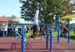 Játszótér felnőtteknek - Szabadtéri kondiparkok Budapesten