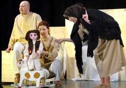 """Kölyöknap a """"Gyerekek Világnapja"""" alkalmából a Nemzeti Színházban"""