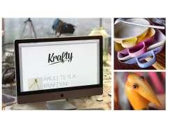 Csak magyar designerek és kézművesek árulnak a Krafty-n