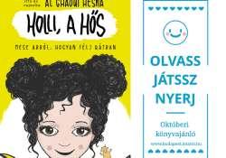 Októberi könyvajánló és nyereményjáték a Budapestimamin
