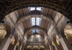 70 év után először látogatható a Szépművészeti Múzeum Román csarnoka