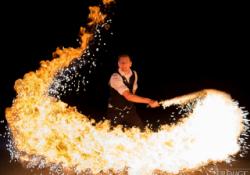 Tüzes programok a Holnemvolt Várban