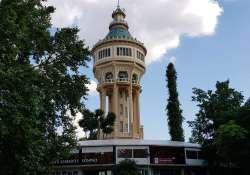 Idén nyáron ingyen látogatható a Margitszigeti Víztorony