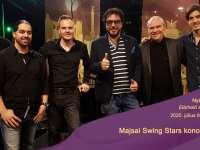 Nyár a Hunyadi téren: a Majsai Swing Stars koncertje