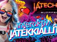 JátechTér Budapest - Interaktív játékkiállítás