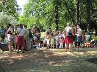 Kézműves szerda a Csiga Parkban
