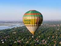 Égbe repítik a vendégeket - Velencei-tavi Nemzetközi Hőlégballon Karnevál