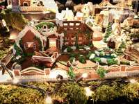 Foglalj telket és építs házat a Mézeskalácsvárosban!