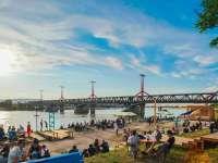 Valyo Kikötő - Közösségi tér a Duna-parton
