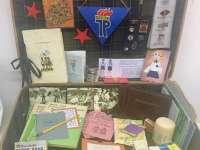 Múzeum egy bőröndben - Gyermekalkotások történetei kiállítás