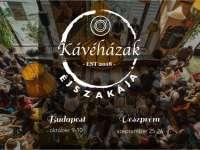 Kóstolj bele a kultúrába! – Kávéházak Éjszakája Budapesten