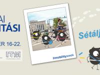 """Európai mobilitási hét – """"Sétálj velünk!"""""""
