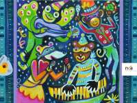 Rutkai Bori Banda - Állatok farsangja családi koncert