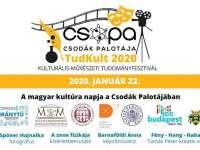 A magyar kultúra napja a Csodák Palotájában