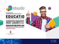 Mindent a továbbtanulásról - Educatio szakkiállítás januárban