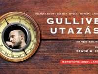 Gulliver utazása - új előadás a Magyar Színházban