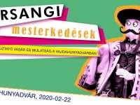 Farsangi mesterkedések - Télbúcsúztató mulatság a Vajdahunyadvárban
