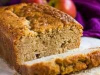 A legillatosabb őszi sütemény: almakenyér