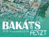 Bakáts Feszt - Kultúrában is otthon