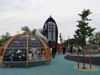 Átadták Csepel legújabb szabadidőparkját