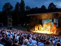 Csillagtetős színpadok - Nyári szabadtéri előadások 2021