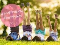 Gyereknapok, fesztiválok - 20 családi program május végén