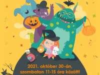 Boszorkányos Halloween party a Campona Játszóházban klónja