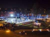 Az ország első jégfolyosója Budapesten