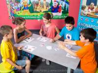 LCF Kids Club a Converzumban