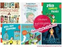 Olvasni gyerekjáték! - könyvújdonságok a Kolibritől