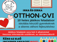 10 hetes feladatsor iskolába készülő gyerekeknek, az otthoni fejlesztéshez