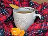 Tea, ágy és pihenés