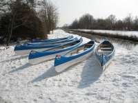 Lenyűgöző téli vízitúrák a Héviz-patakon - Nyerj felejthetetlen téli kalandozást a Budapestimamin