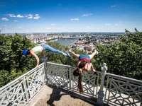 Csapjunk bele! - Jön a Budapest Urban Games