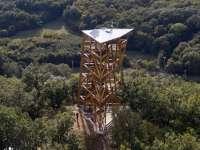 Csodaszép panoráma a Börzsönyben – Átadták a Várhegy kilátót