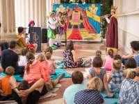 Zenélő Budapest: Közösségi hangszerek kiállítása - Interaktív térzene minden korosztálynak
